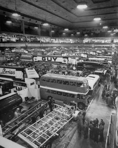 1948 Commercial Motor Transport Exhibition, Earls Court, London