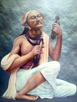 "Narsinh Mehta (14141481 Gujarat / India)   Narsinh Mehta also known asNarsi MehtaorNarsi Bhagat(14141481) was a poet-saintofGujaratIndia notable as abhakta an exponent of Vaishnava poetry. He is especially revered inGujarati literature where he is acclaimed as itsAdi Kavi(Sanskritfor ""first among poets""). His bhajanVaishnav Jan ToisMahatma Gandhi's favourite and has become synonymous to him.More Info Wiki :- Click Here  Biography  Narsinh Mehta was born atTalajaand later moved…"