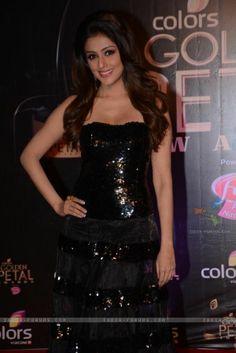 Aarti Chhabria at Golden Petal Awards 2013