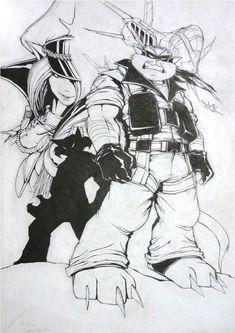The Swat Kats I by Shraznar on deviantART
