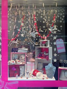 Les jolies vitrines de Noël à Marseille - Purple Jumble