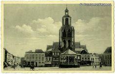 Bergen op Zoom, Groote Markt