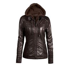 6b1937beef5 Women s Leather style Jacket - Priority Global Fashion Black