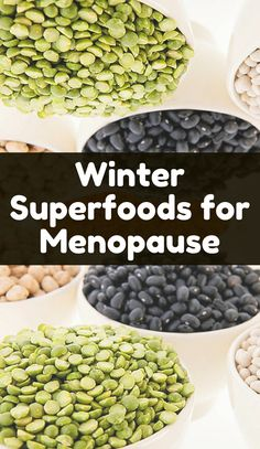 Winter Superfoods for Menopause