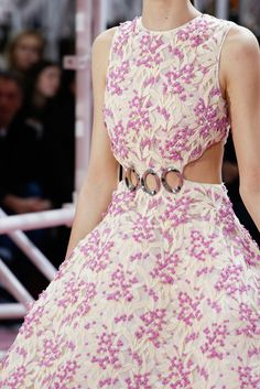 Christian Dior Haute Couture Spring 2015