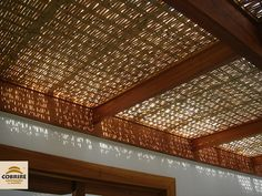 Casas Country, Trou Aux Biches, Wooden House Design, Bahay Kubo, Terrace Decor, Jungle House, Bamboo Weaving, Bamboo Architecture, Bamboo Design