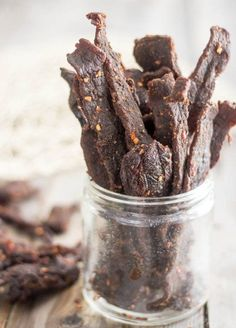 Hot and Spicy Homemade Beef Jerky | 15 Jerky Recipes To Get Your Chew On