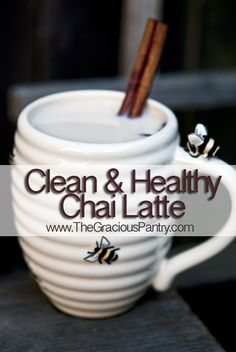 Have your Chai and drink it too!