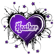 Heather Name Graphics Pink Flower Names, Pink Flowers, Heather Flower, Ur Beautiful, Glitter Text, Glitter Graphics, Names With Meaning, Moon Child, You're Awesome