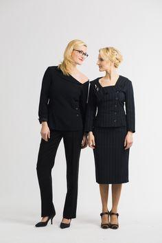 Was ziehe ich an zum Ball, zur Hochzeit, zur Gartenparty oder zum Vorstellungsgespräch? Das sisterMAG Team entschlüsselt Dresscodes, die wir alle kennen und trotzdem nicht immer zu deuten wissen. Dresscode: Business.