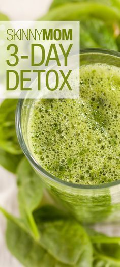 Free Detox Plan and Grocery List with recipes!