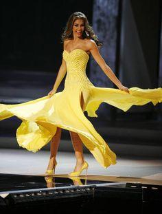 Luz Clarita: EDICION ESPECIAL MISS UNIVERSO 2008: Dayana Mendoza, la que no soñaba ser Miss Venezuela