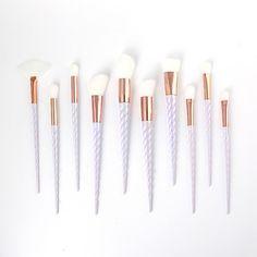 Unicorn Brush Set - 10pc