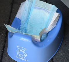 Keep a cheap potty chair in your car, along with a few diapers. If your kid has…