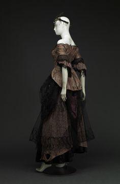 Dress by Zofia de Ines, 1986