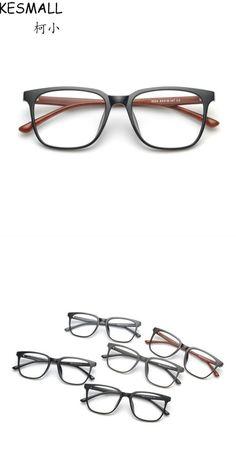 Simvey Unisex Classic Retro Half Rim Metal Eyeglass Frames Clear Lens 50 mm