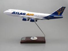 Atlas Air 747-400 made by AimHigherJets.com