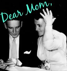 Dear Mom,   From you, I've learned the value of a strong work ethic, tenacity, and the importance of leading with a warm smile.  From you, I've learned the value of cultivating lifelong friendships and nurturing those friendships with love and care. From you, I've learned when to let things go that aren't important in the scheme of life and that you can never please everyone.  From you, I've learned to enjoy the indulgence of a Belgian chocolate, a fine pair of Italian leather shoes, freshly…