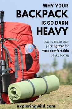 Backpacking could be a smart way to escape your routine for some days (or (or weeks / months / years). But, it can be dangerous if you don't know what you are doing.These beginner backpacking tips… Suv Camping, Camping And Hiking, Camping Hacks, Camping Ideas, Camping Hammock, Winter Camping, Hiking Packs, Camping Style, Camping Guide