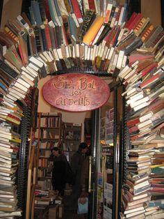 portal de la librería