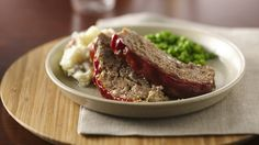 Classic meat loaf never goes out of style and is always a welcome sight on the dinner table.