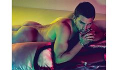Dornan for Visionaire #52 PRIVATE; photographs by Mert & Marcus. Note: Dornan's spread in this special issue magazine included some full-frontal action. You might not get to see the Dornan peen in Fifty Shades, but you can certainly see it here.   - Cosmopolitan.com