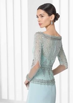 ROSA CLARÁ The something old signifies the bond for the bride's household an… Mob Dresses, Fashion Dresses, Formal Dresses, Wedding Dresses, Mother Of The Bride Dresses Long, Mothers Dresses, Quinceanera Dresses, Beautiful Dresses, Evening Dresses