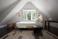 Attic Bedrooms Ideas Design Ideas, Pictures, Remodel and Decor
