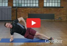 Strengthen your abs from every angle with this super quick workout.  http://greatist.com/move/fast-abs-workout-you-can-do-at-home