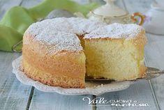 Vale Cucina e Fantasia Italian Desserts, Italian Recipes, Mexican Food Recipes, Ethnic Recipes, Biscotti, Vanilla Cake, Nutella, Baked Goods, Cake Recipes