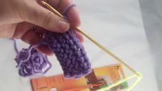 13 Besten Knooking Bilder Auf Pinterest Tunisian Crochet Crochet