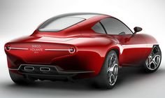 Alfa Romeo Disco Volante, 2012 (Geneva motor show)
