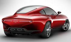 Disco Volante 2012 by Alfa Romeo geneva motor show