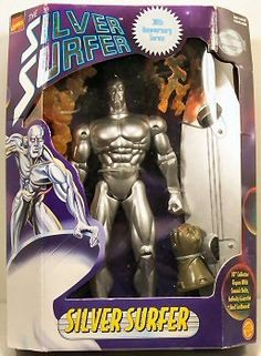 Silver Surfer30th Anniversary Serires 10 Collector Figure by Marvel -- You can get additional details at the image link.