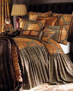 Kalahari Bed Linens From Sweet Dreams