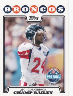 "Champ Bailey 2008 Topps ""Pro Bowl"" NFL Card #314 eaglecollector83,http://www.amazon.com/dp/B001TL4CXA/ref=cm_sw_r_pi_dp_Qwkdtb16VD3RF3W6"