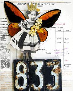 Inspiration | Art Doll - Contrary by Stephanie Rubiano