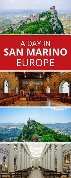 Adi takes us on a family-friendly day trip to the tiny nation of San Marino, surrounded by northern Italy. Cool Places To Visit, Places To Travel, Places To Go, Europe Places, San Marino Italy, Saint Marin, Italy Travel Tips, Travel Europe, Slow Travel