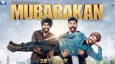 Watch Mubarakan Full Movie Identical twin brothers turn to their eccentric uncle for help to make sure that they each marry the woman they love..