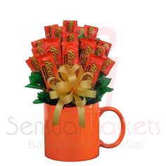 REESE'S™ CANDY BOUQUET MUG                                                                                                                                                     More