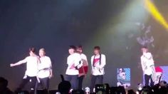 BTS 2015 THE RED BULLET IN HONG KONG - IF I RULED THE WORLD
