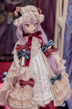 Patchouli Knowledge doll 戀(@renko1011)さん | Twitter
