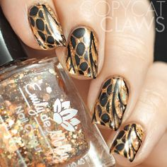 Copycat Claws: Emily de Molly Stamping Plate Review