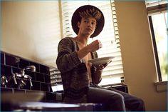 Cameron Dallas appears in a photo shoot for Vanity Fair Italia.