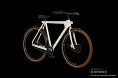 VANMOOF 10 Electrified - for more juicy details go to: www.vanmoof.com/electrified