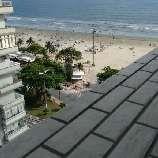 Apartamento com área de serviço e interfone em Boqueirão, Santos - ZAP IMÓVEIS