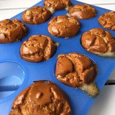 Pindakaas cupcakes - De website van zonderfratsen!