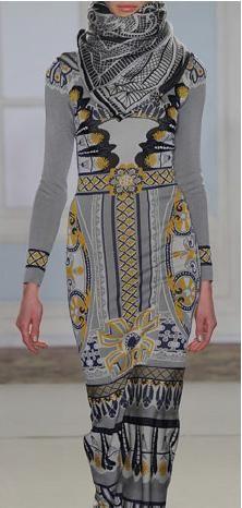 Estampados Temperly London  #Londres #FashionWeek #Tendencias #Estampados #Prints