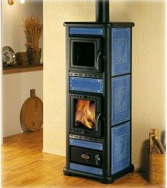 Wood-Burning Stoves | ... to beautiful european made ceramic wood burning stoves like this one a