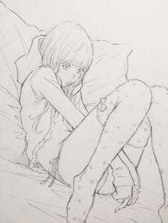 暖かくして寝ます おやすみなさい by Eisaku